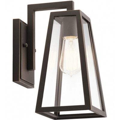"Delison 11.5"" Outdoor Wall Sconce"