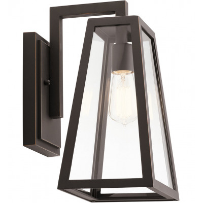 "Delison 14"" Outdoor Wall Sconce"