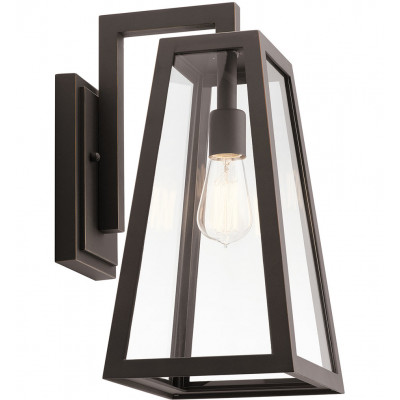 "Delison 16.75"" Outdoor Wall Sconce"