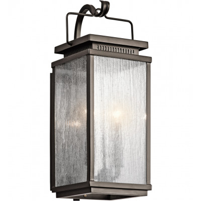 """Manningham 18.75"""" Outdoor Wall Sconce"""