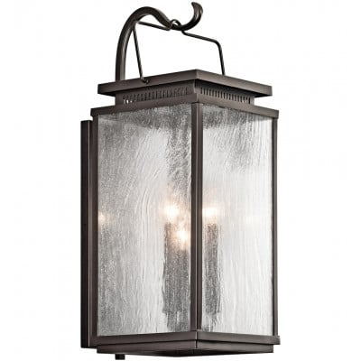 """Manningham 22.25"""" Outdoor Wall Sconce"""