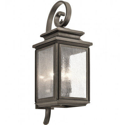"""Wiscombe Park 26.25"""" Outdoor Wall Sconce"""