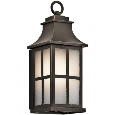 """Pallerton Way 14.25"""" Outdoor Wall Sconce"""