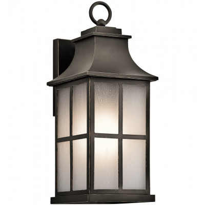 "Pallerton Way 17.5"" Outdoor Wall Sconce"