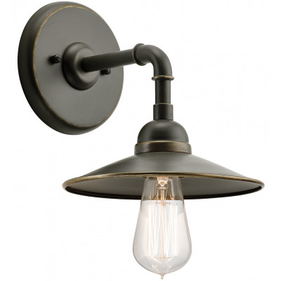 "Westington 8.25"" Outdoor Wall Sconce"