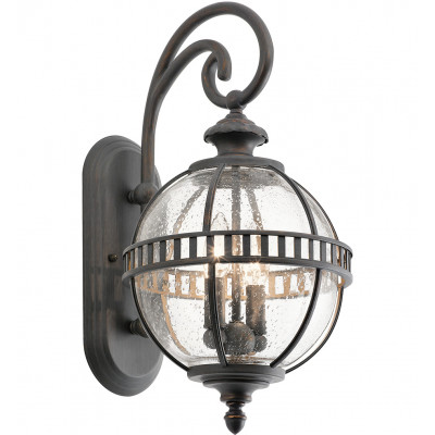 "Halleron 19"" Outdoor Wall Sconce"