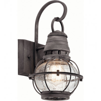 "Bridge Point 13.25"" Outdoor Wall Sconce"