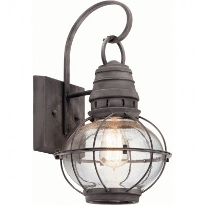 "Bridge Point 16"" Outdoor Wall Sconce"