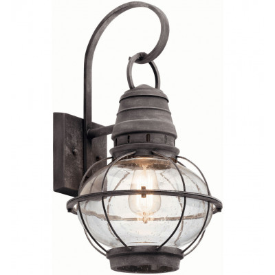 "Bridge Point 20"" Outdoor Wall Sconce"