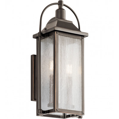 """Harbor Row 18.5"""" Outdoor Wall Sconce"""