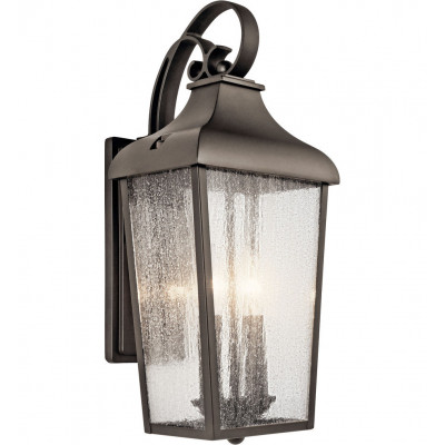 "Forestdale 18.5"" Outdoor Wall Sconce"