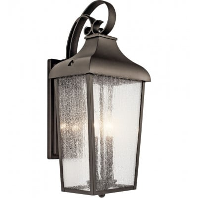 "Forestdale 21.5"" Outdoor Wall Sconce"