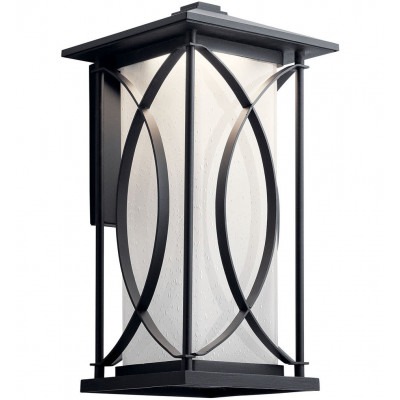 """Ashbern 18.25"""" Outdoor Wall Sconce"""
