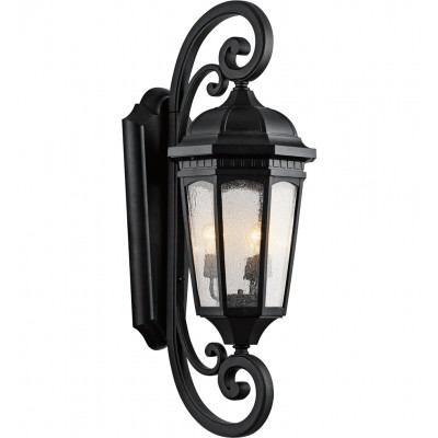 """Courtyard 40.25"""" Outdoor Wall Sconce"""