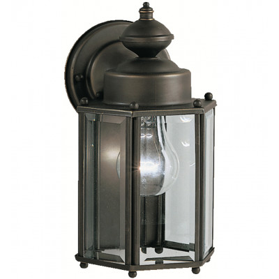"""Builder 10.25"""" Outdoor Wall Sconce"""