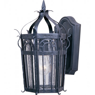 """Cathedral 14.75"""" Outdoor Wall Sconce"""