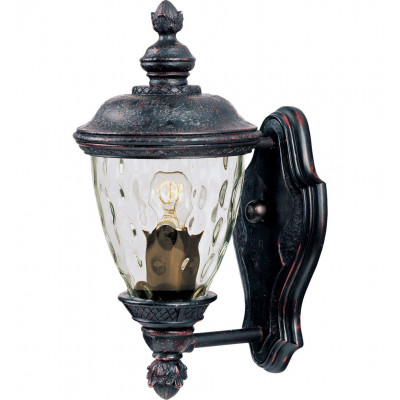 """Carriage House 12.5"""" Outdoor Wall Sconce"""