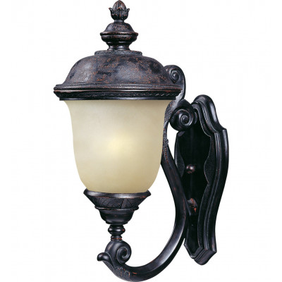 "Carriage House 20"" Outdoor Wall Sconce"