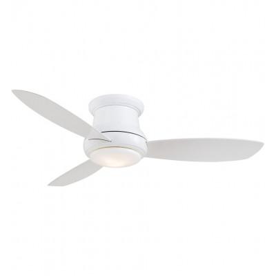 """Concept II 52"""" Flush Mount Fan"""