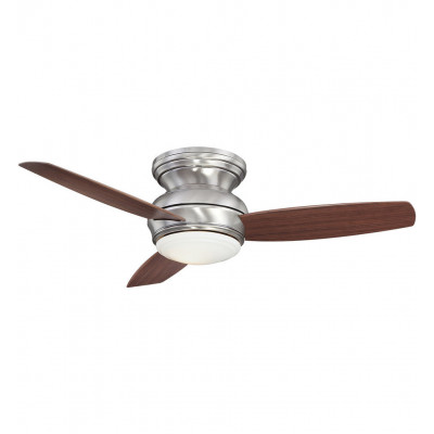 "Traditional Concept 44"" Flush Mount Fan"