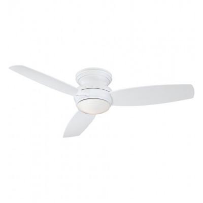 "Traditional Concept 52"" Flush Mount Fan"
