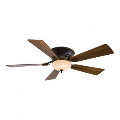 """Delano II 52"""" Flush Mount Fan"""