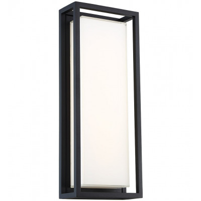 """Framed 10"""" Outdoor Wall Sconce"""