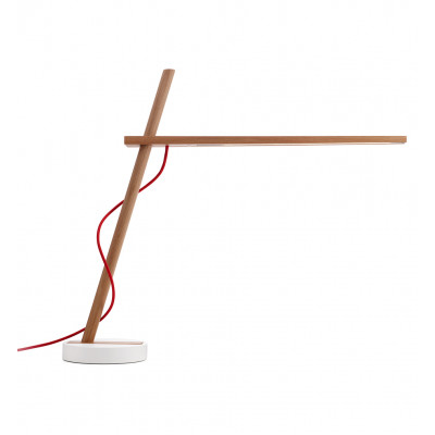 "Clamp 27"" Table Lamp"