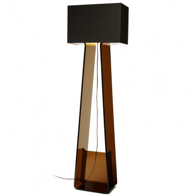 "Tube Top 60"" Floor Lamp"
