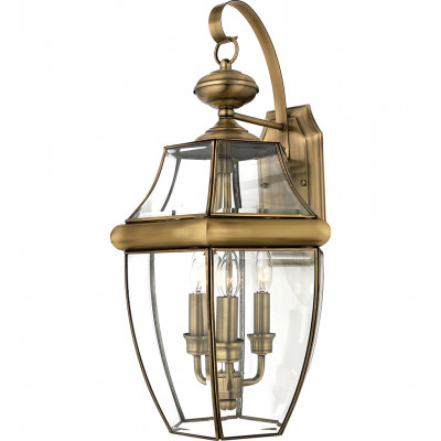 "Newbury 22.5"" Outdoor Wall Sconce"