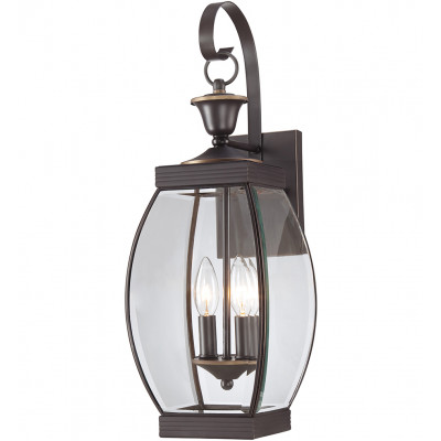 """Oasis 21"""" Outdoor Wall Sconce"""