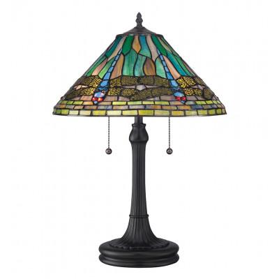 """Tiffany 24"""" Table Lamp"""