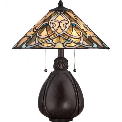 """Tiffany 19.5"""" Table Lamp"""