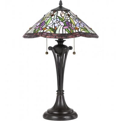 """Tiffany 24.5"""" Tiffany Lamp"""