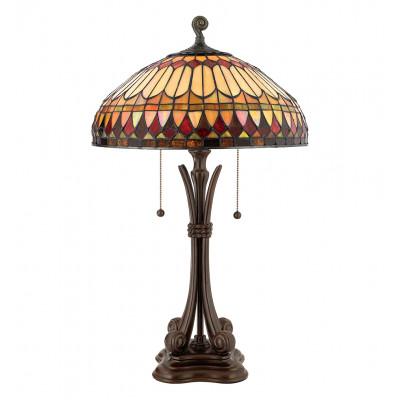 """Tiffany 26.5"""" Table Lamp"""
