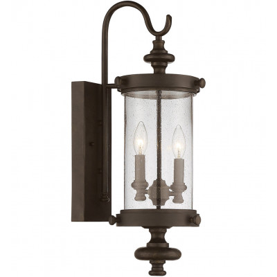 """Palmer 24"""" Outdoor Wall Sconce"""