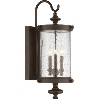 """Palmer 26"""" Outdoor Wall Sconce"""