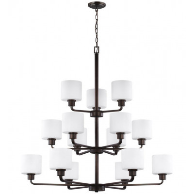 "Canfield 40.13"" Chandelier"