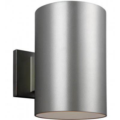 "Outdoor Cylinders 9"" Outdoor Wall Sconce"