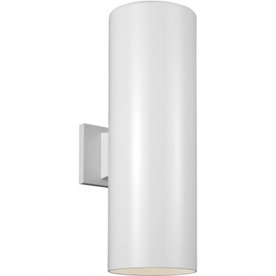 "Outdoor Cylinders 18.25"" Outdoor Wall Sconce"