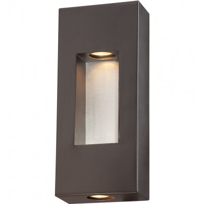 "Geox 14"" Outdoor Wall Light"
