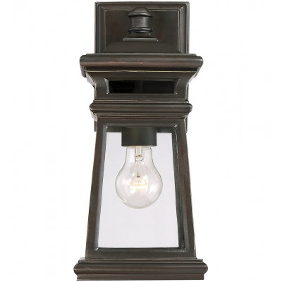 """Taylor 13.75"""" Outdoor Wall Sconce"""