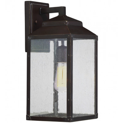 """Brennan 14.88"""" Outdoor Wall Sconce"""