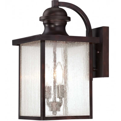 """Newberry 17"""" Outdoor Wall Sconce"""