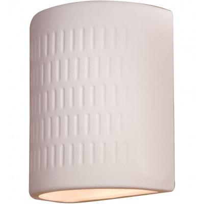 """Ceramic 10"""" Outdoor Wall Light"""