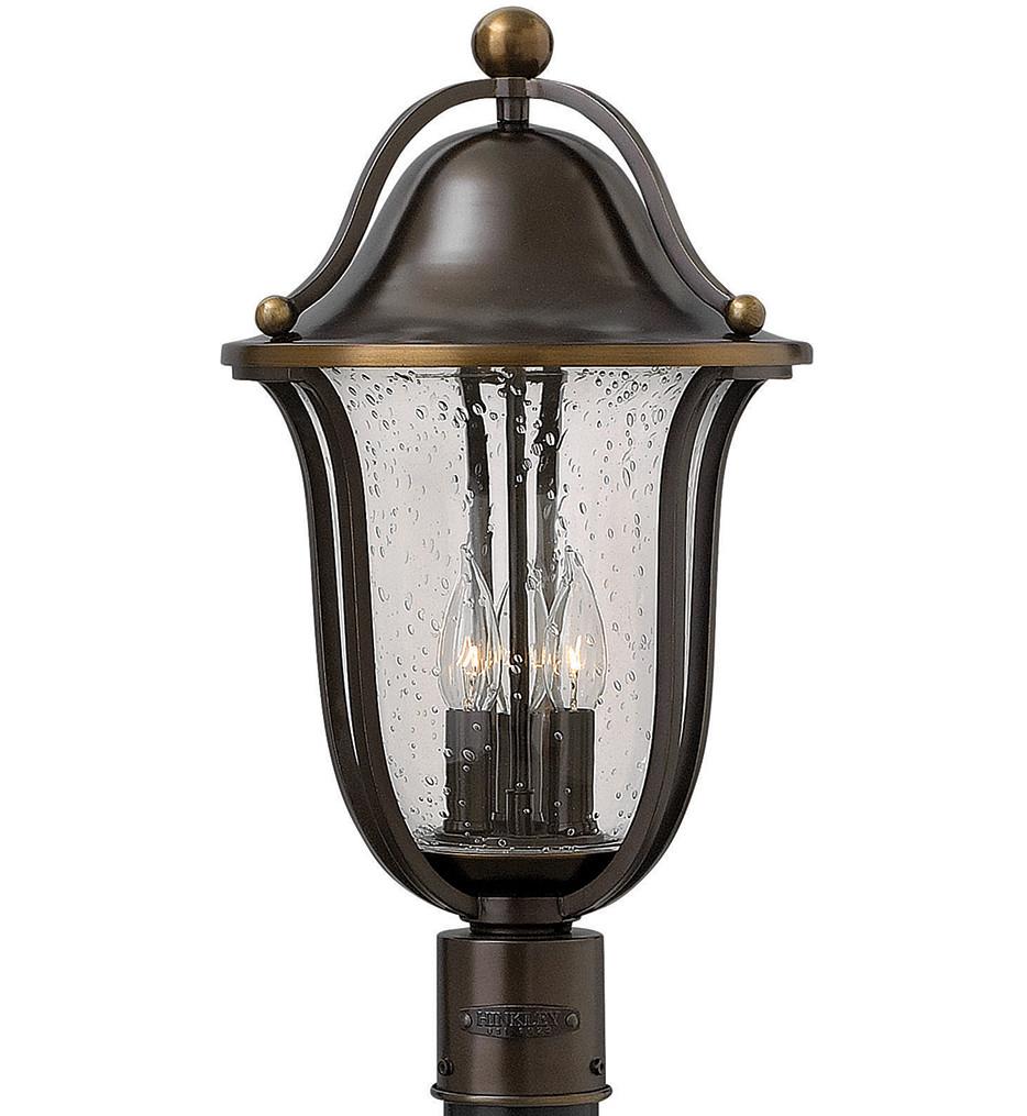 Hinkley Lighting - 2641OB - Bolla Olde Bronze Post Light