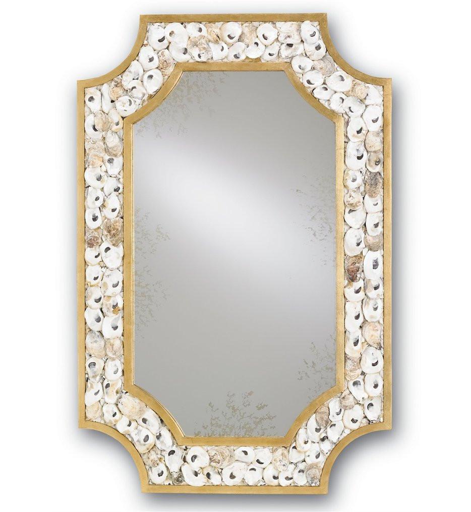 Currey & Company - 1090 - Margate 45 Inch Mirror