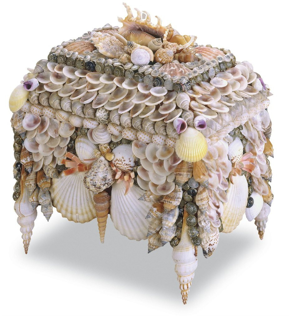 Currey & Company - 1251 - Boardwalk Jewelry Box