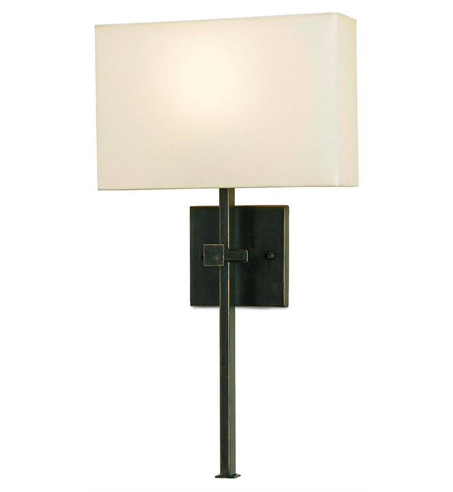 Currey & Company - 5905 - Ashdown 1 Light Wall Sconce with Bronze Gold Finish