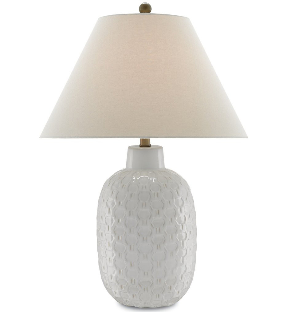 Currey & Company - 6000-0200 - Linsay Table Lamp